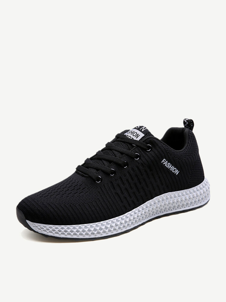 Men Breathable  Outdoor Running Shoes