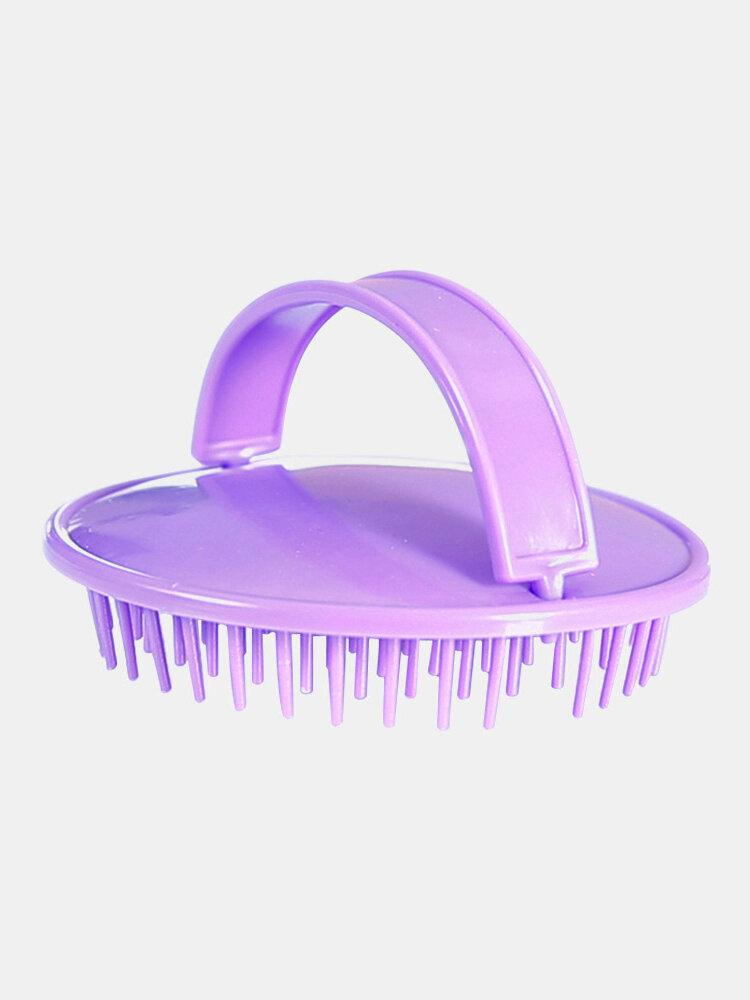 Household Shampoo Brush Anti-Itch Scalp Massage Comb Salon Hair Styling Tools