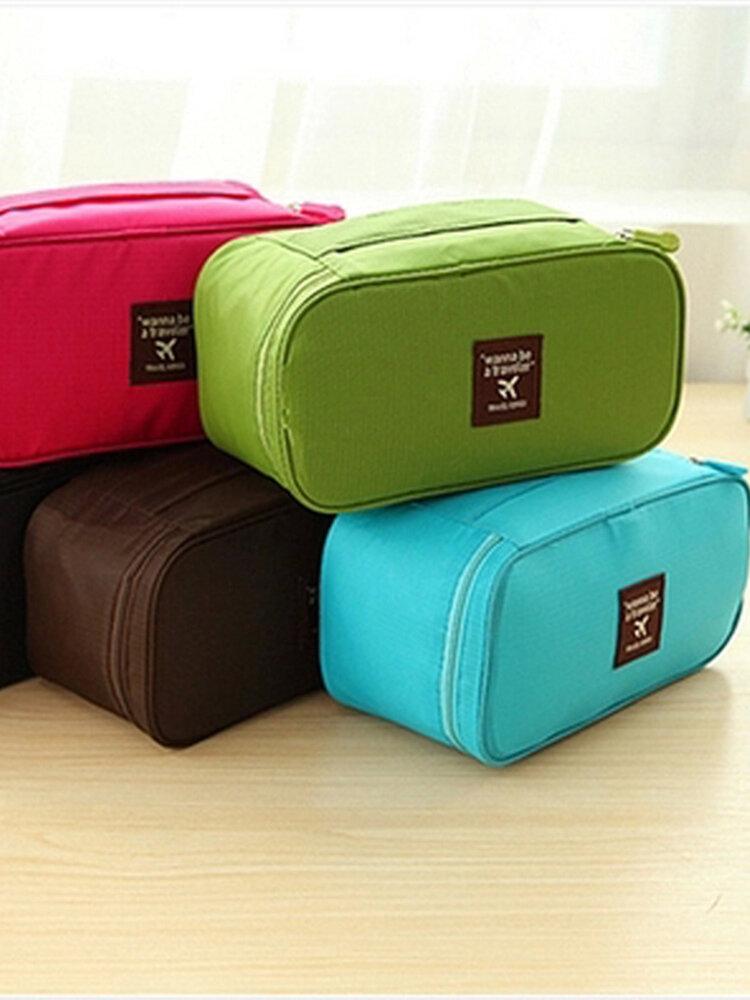 Travel Multi-function Underwear Storage Bag Bra Finishing Package