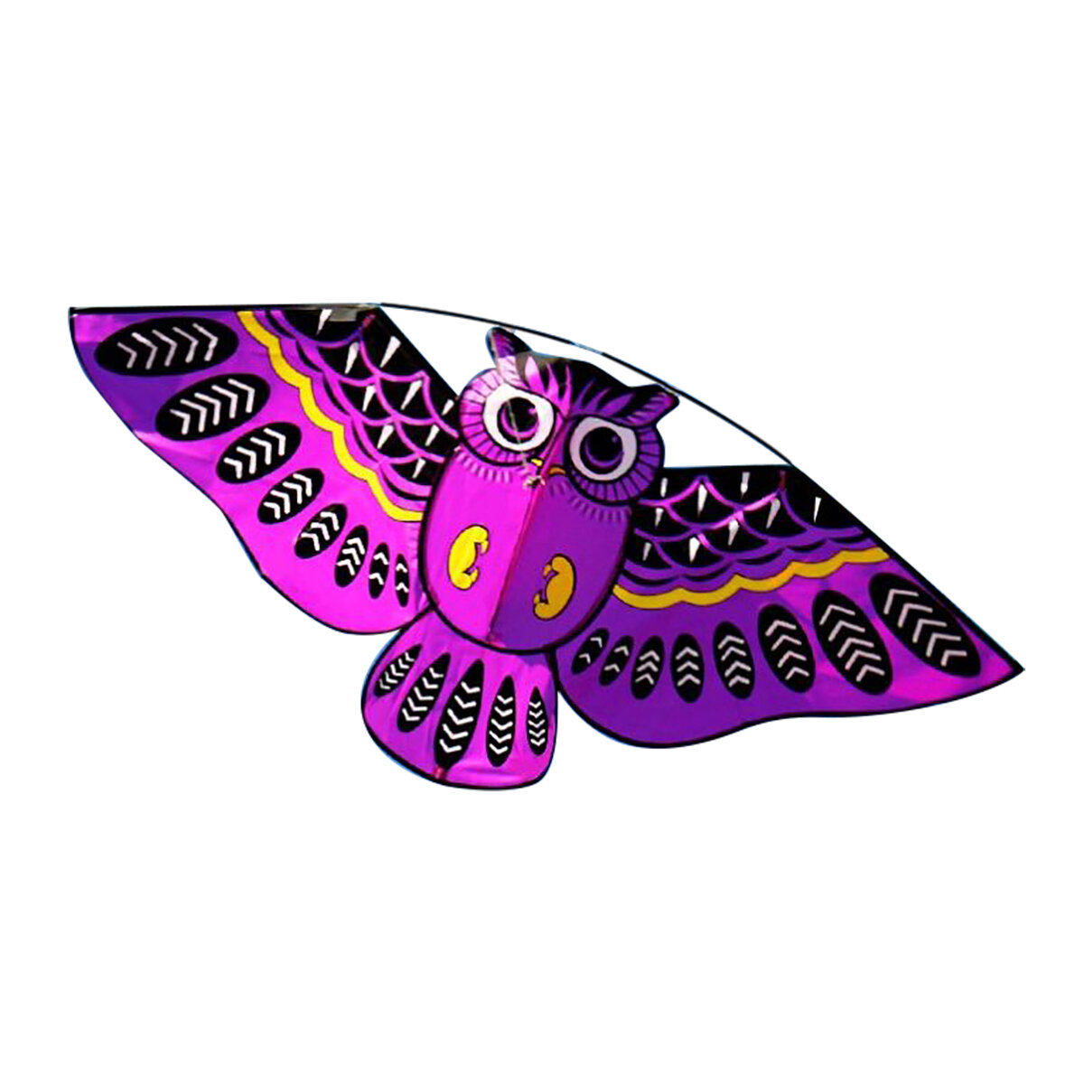 3D Owl Kite Kids Toys Funny Outdoor Sports Palying Activity Game With Tail Toys For Children Early Learning Educational
