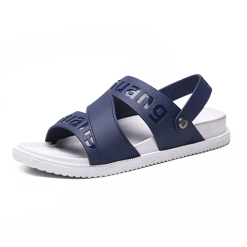 Men Light Weight Soft Garden Casual Water Beach Sandals