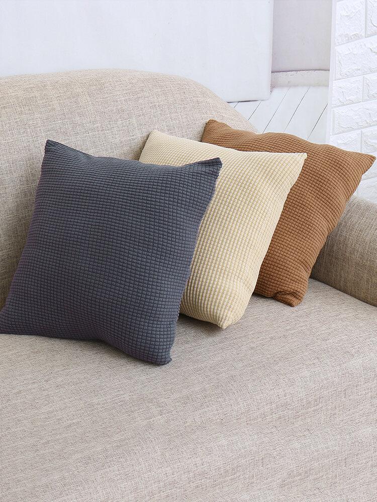 الشتاء رشاقته دنة الصوف القطبي سوبر مرونة تمتد غطاء أريكة الغلاف الأريكة غرفة المعيشة