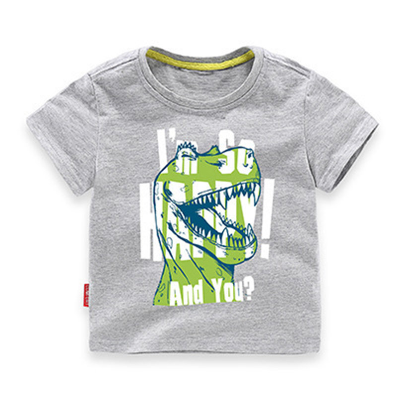 6cda1d00e Graphic Kids Boys Printed Tops & T-shirts Toddler Birthday Clothes ...