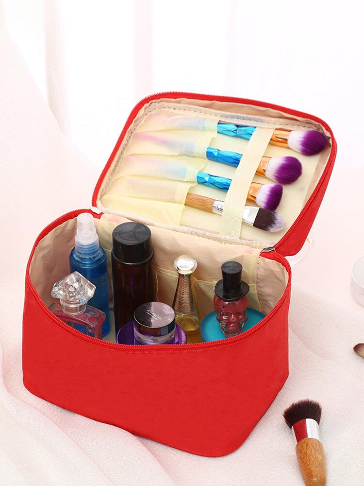 Large-capacity Cosmetic Storage Bag Waterproof Wash Bag Toiletry Travel Bag
