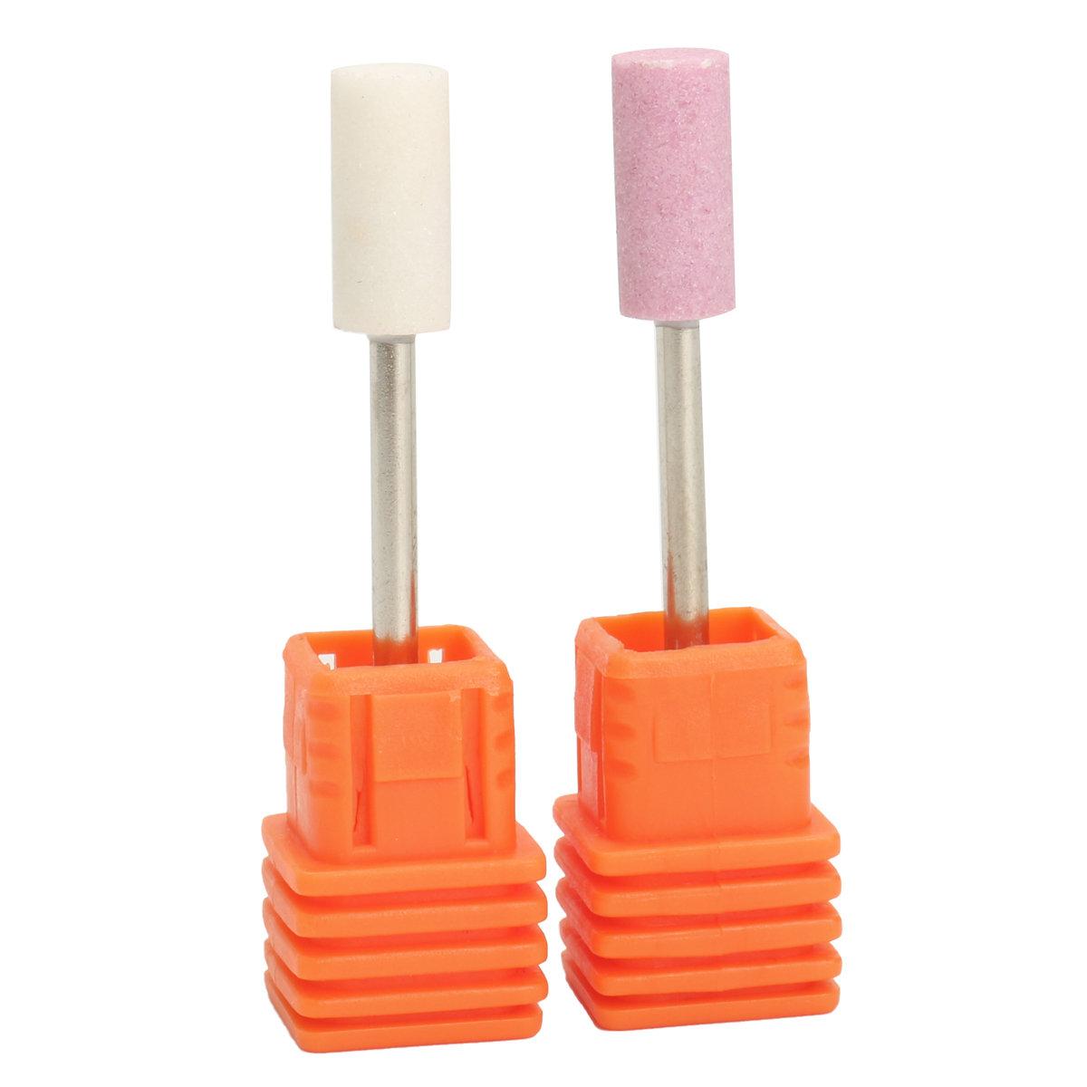 3/32 Inch Shank Pro Ceramic Carbide Nail Drill Bit Rotary File Manicure Pedicure Tool