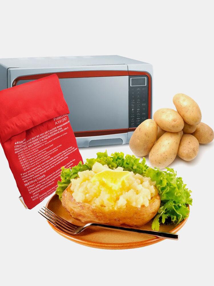Microwave Potato Bag Potato Bag Roast Potato Bag