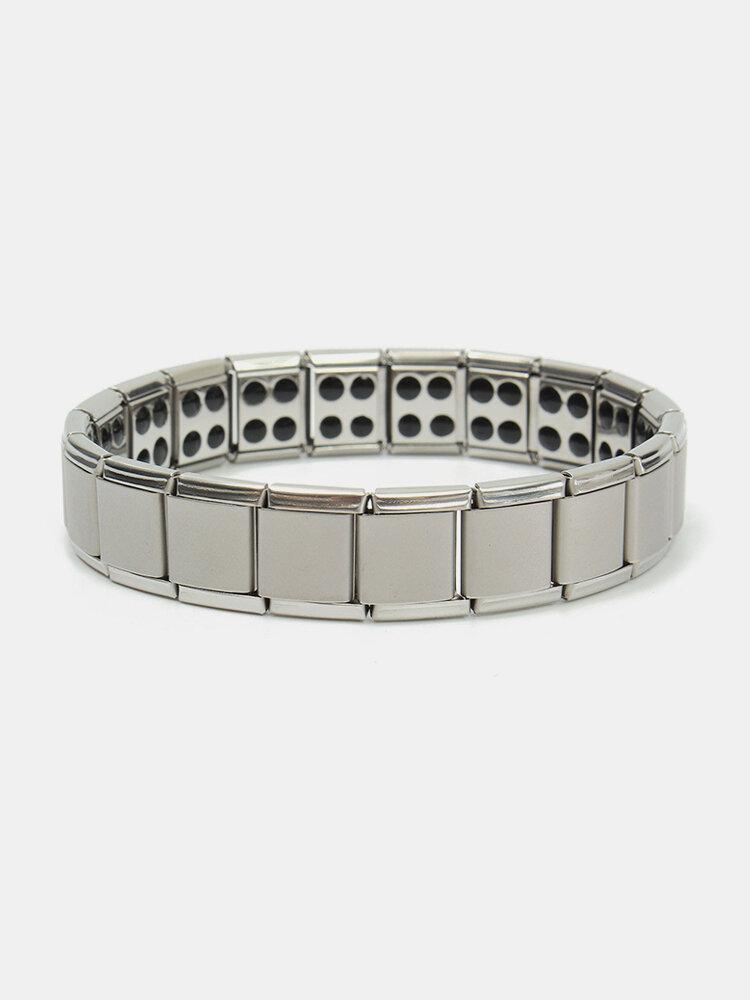 Punk Health Magnetic Titanium Bracelet