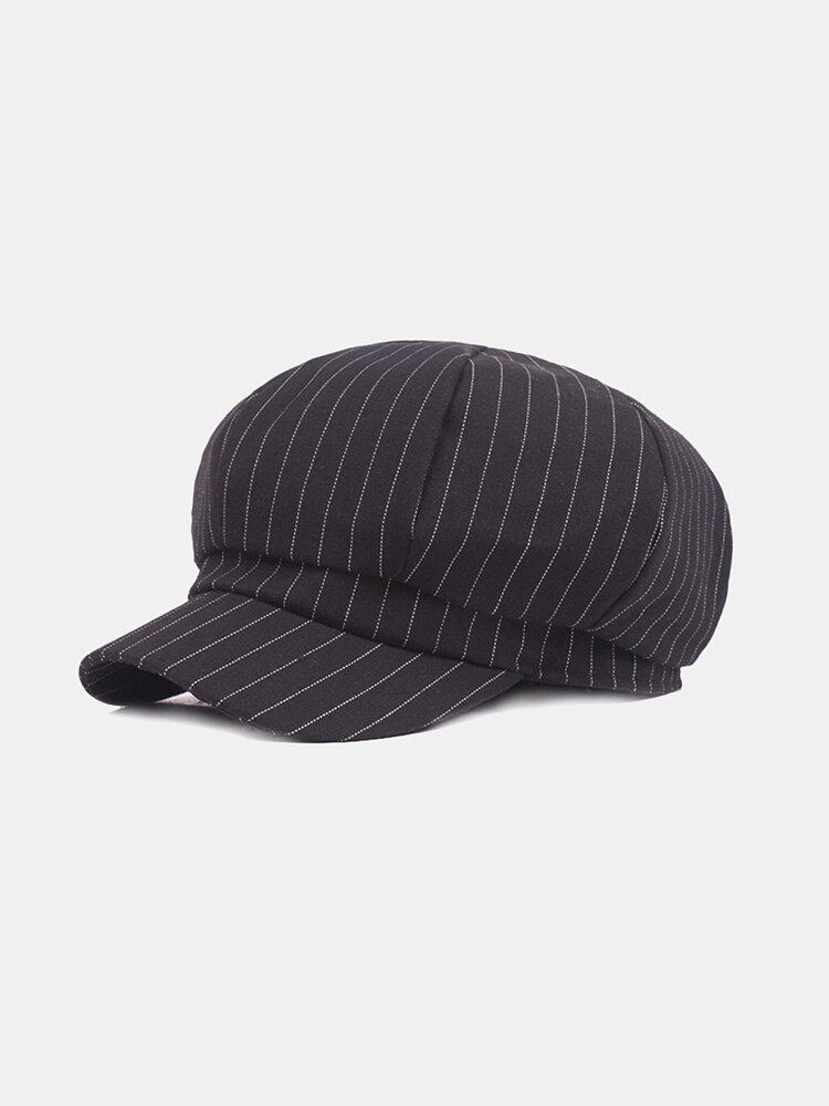 Painter Hat Octagonal Hat Season Warm Hat Octagonal Cap