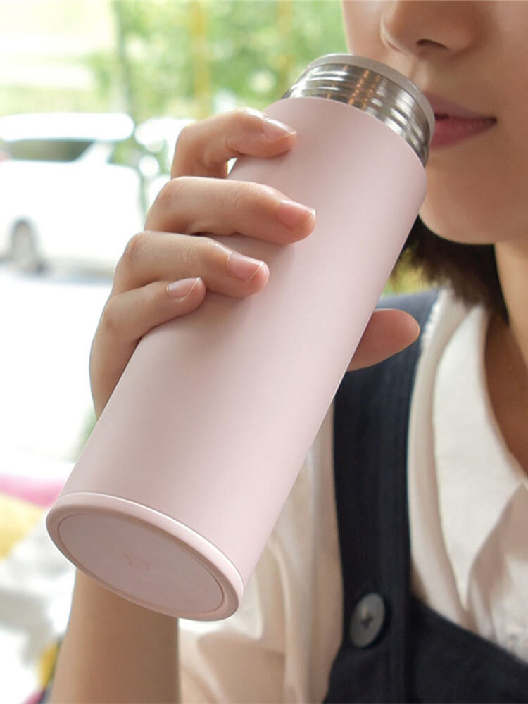 XIAOMI Mijia Mini 350ML Vacuum Thermos Bottle Long Lasting Insulation Keep Cold Stainless Steel