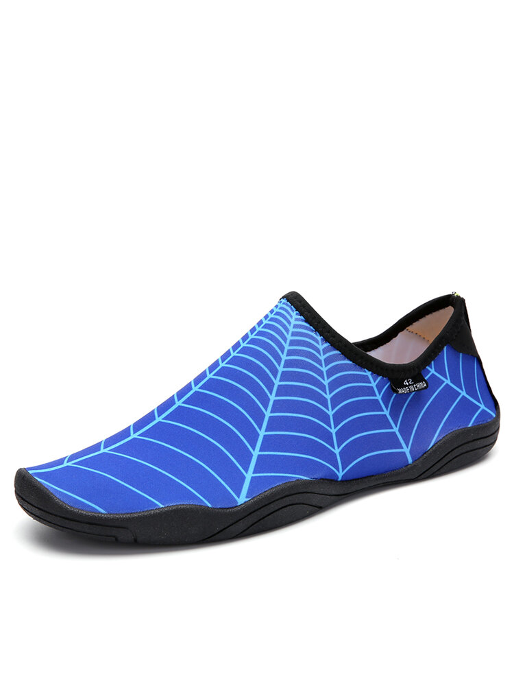 Men's Quick Drying Non Slip Breathable Beach Diving Water Shoes