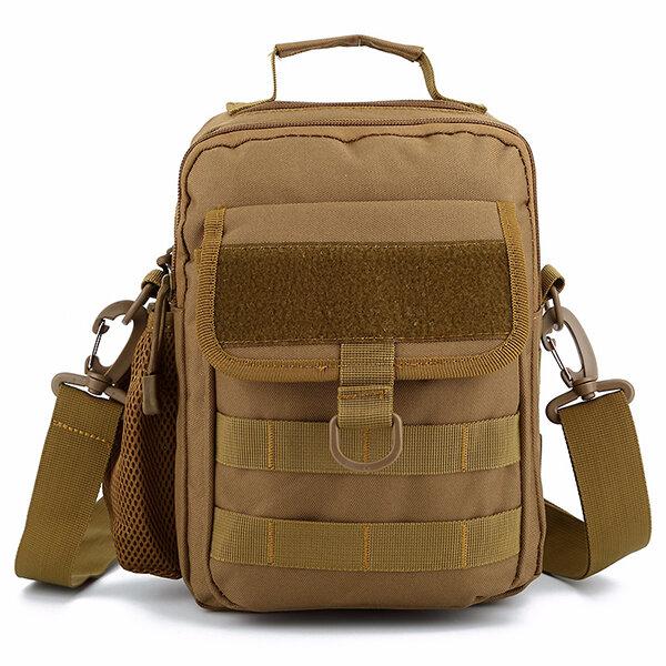 Waterproof Wear-resistant Outdoor Tactical Camouflage Chest Bag Sling Bag Crossbody Bag For Men