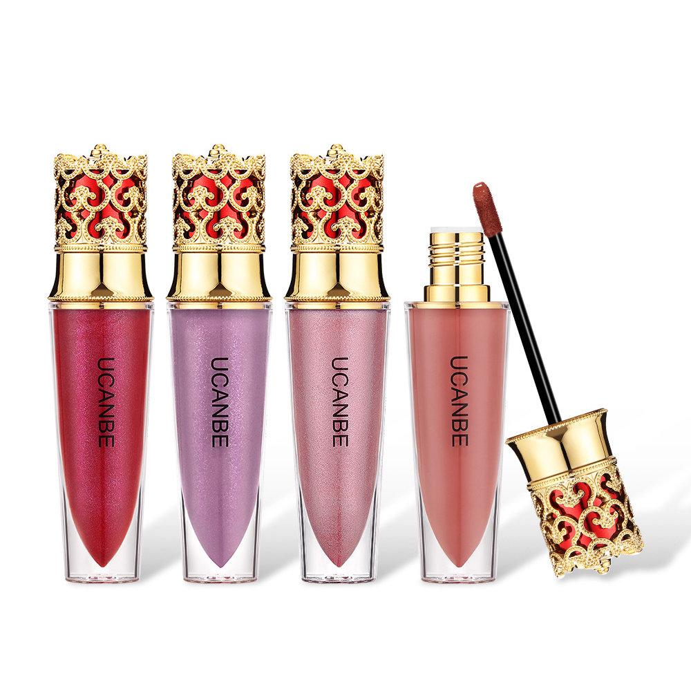 Velvet Matte Lip Gloss Long-Lasting Liquid Lipstick Waterproof Matte Lip Makeup Stick