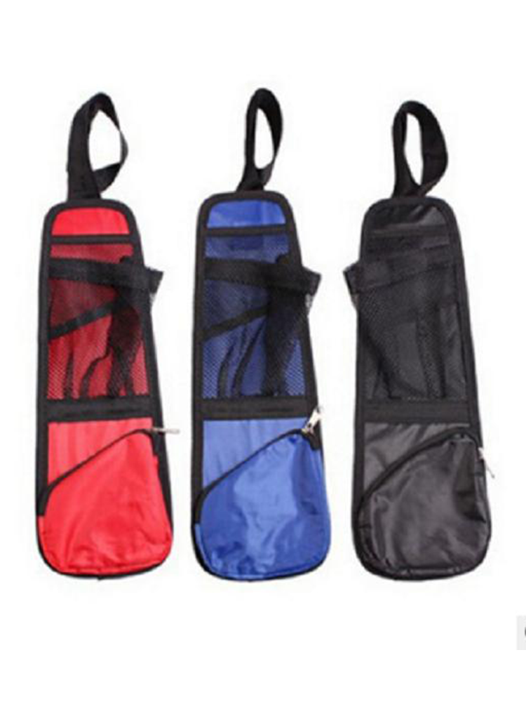 Multifunctional Car Seat Back Storage Bag Backpack Pockets Hanging Bag Waterproof Storage Container