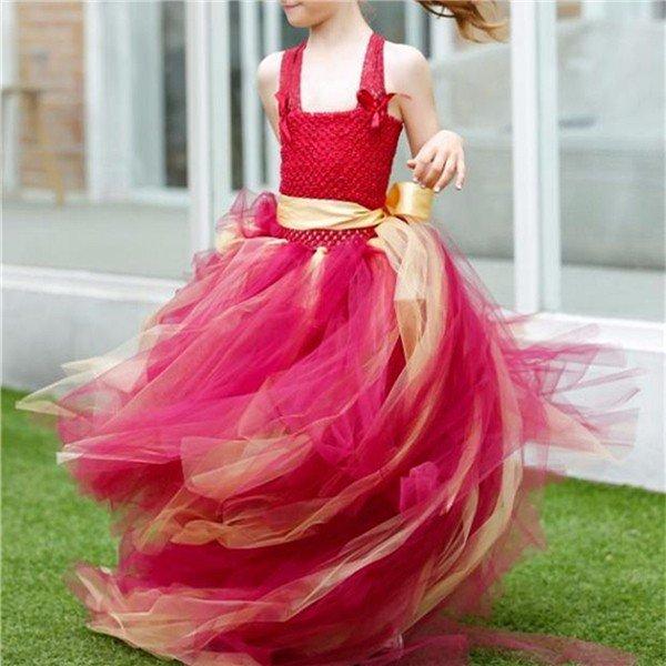 الأطفال الفتيات الكروشيه مطاطا زنار رئيس هيرباند DIY رقيق تنورة التفاف الصدر