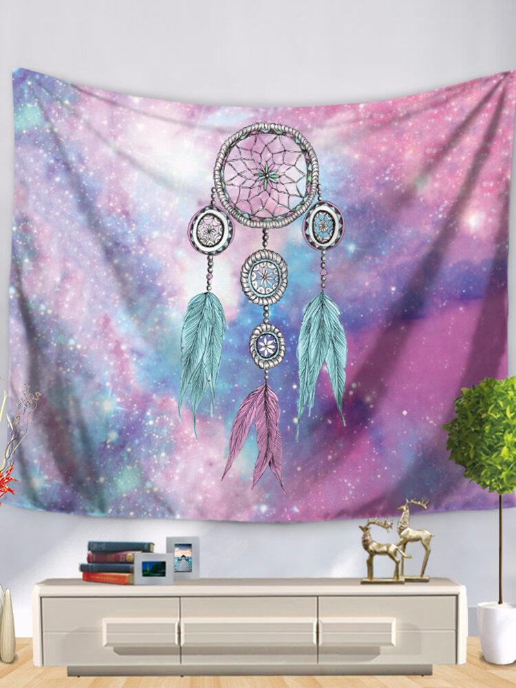 150x130cm Romantic Dream Catcher Wall Hanging Throw Tapestry Beach Yoga Towel Bedspread Decor