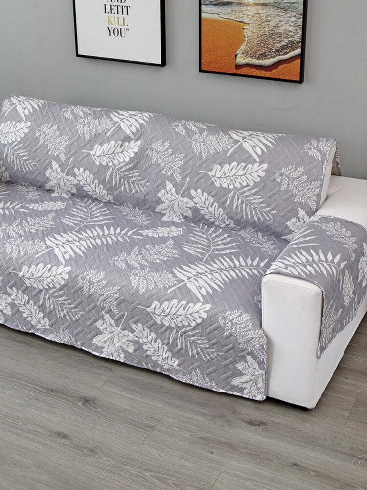 1/2/3 مقعد عالمي مبطن غطاء أريكة الأريكة غطاء حامي الأثاث حصيرة كرسي يغطي