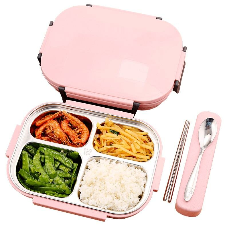 Convenient Insulated Lunch Boxes Hot Water Heating Lunch Container