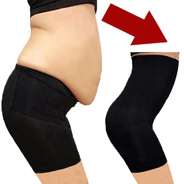 revendeur 95f5a 88dd8 Vêtement minceur à taille haute culotte mince post-partum effet abdomen  contrôlé sous-vêtement sculptant sans couture