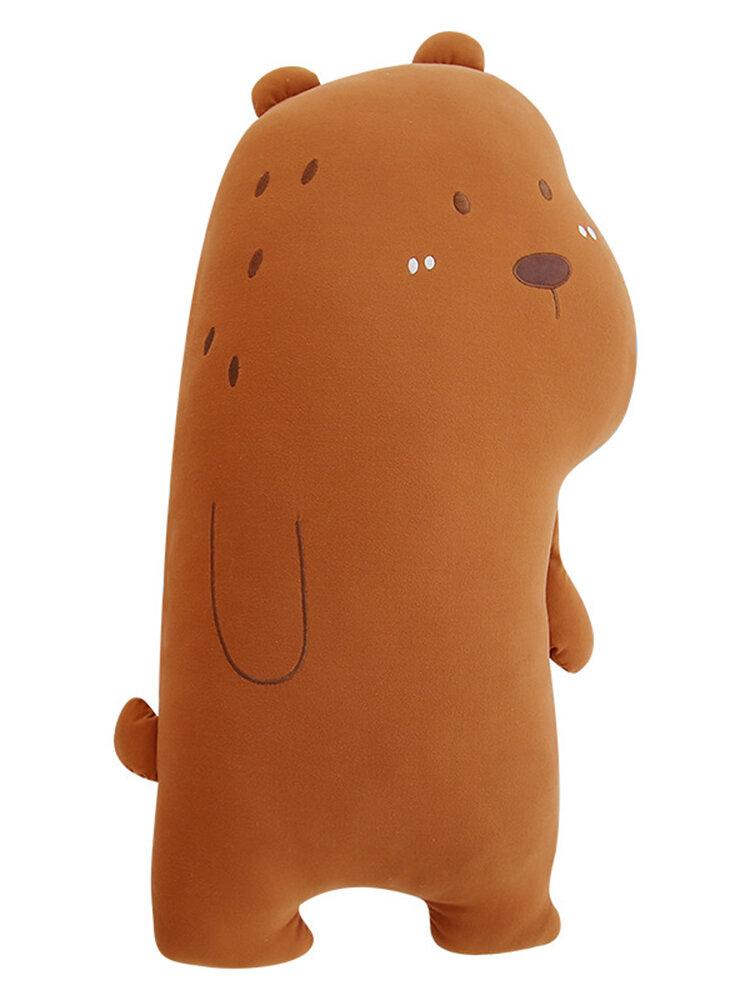 50cm Cute Animal Plush Toy Doll Girl Child Pillow Cushion Birthday Gift Whale Fox