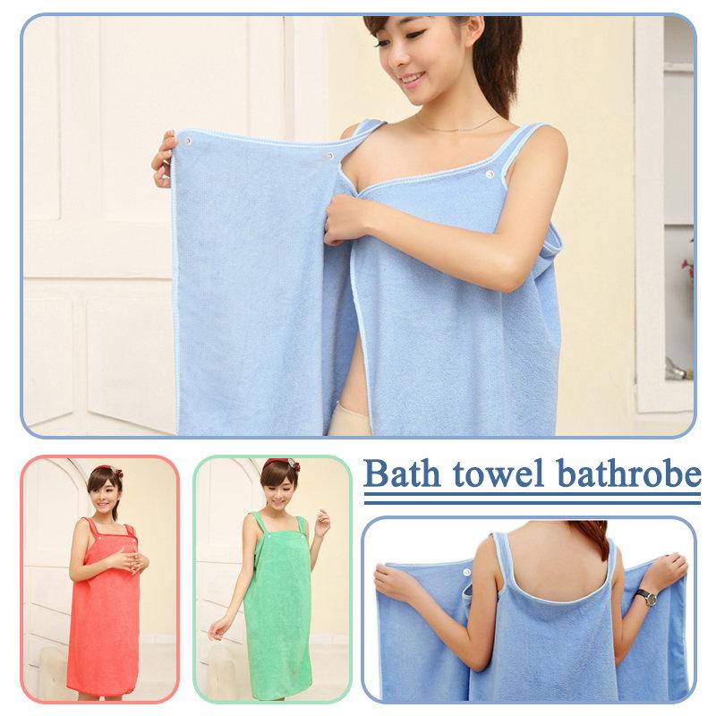 150*80cm Women Summer Microfiber Soft  Cozy Beach Towel Able Wear Sexy Hot Spas Bathrobe Skirt