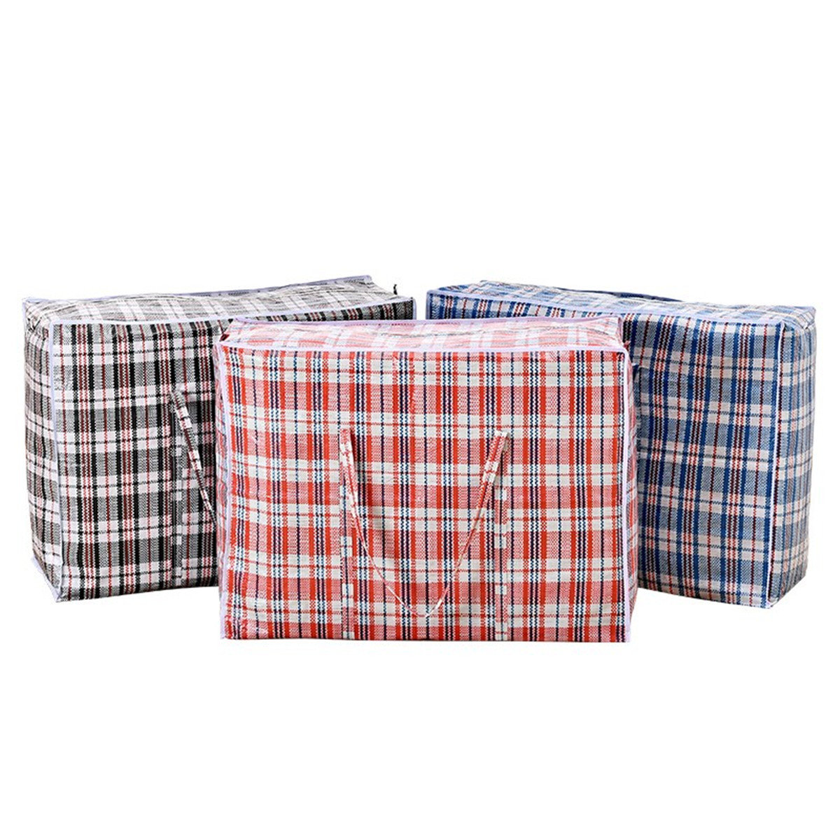 606adc416874 6PCS Extra Large Storage Bags Packing Bag Clothes Moving Travel Small  Medium Bulk