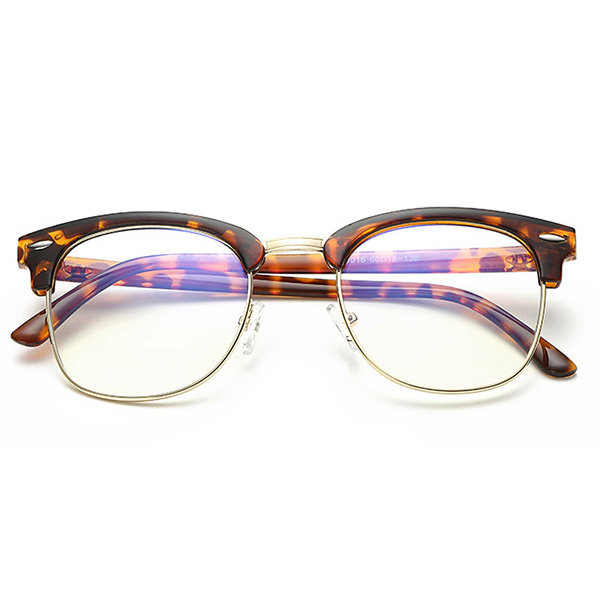 Computer Glasses Anti-Fatigue  Blue Light Filter Radiation Protection Large Face