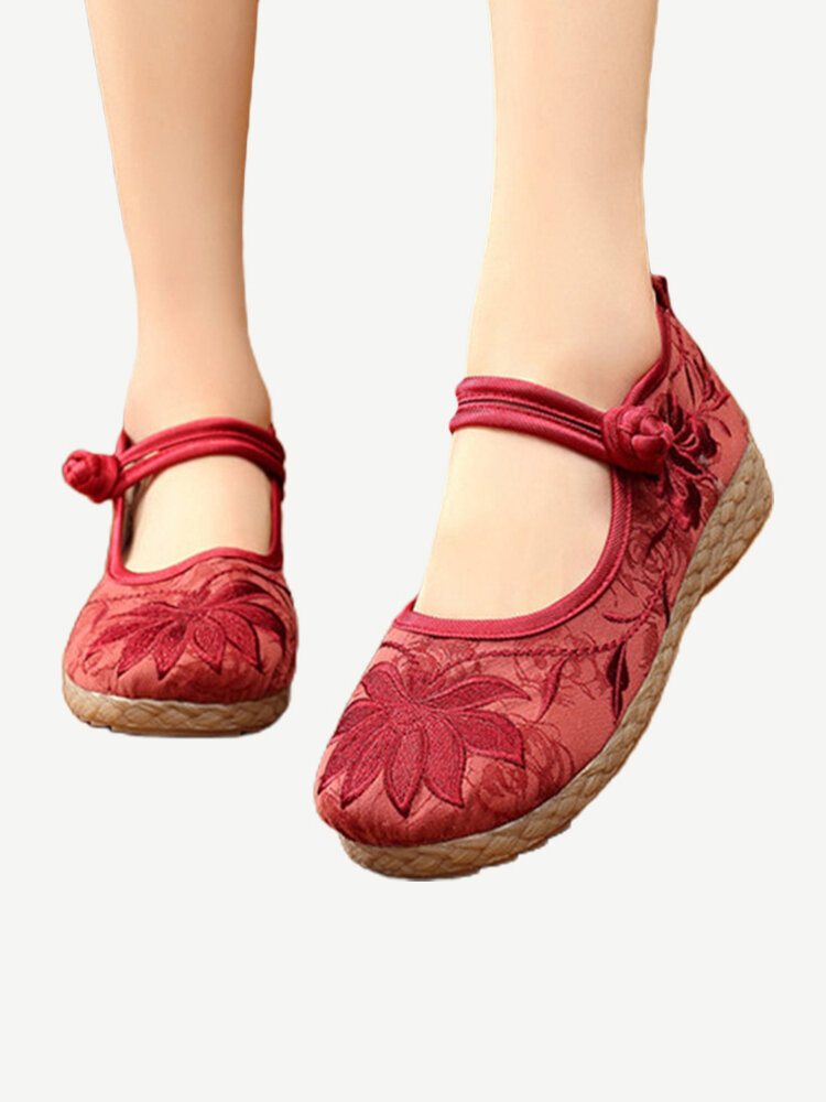 Women's  Old PeKing  Embroidered Shoes