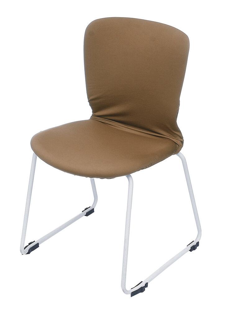 S/M/L Swivel Computer Chair Cover Stretch Home Office Seat Antimacassar Zipper