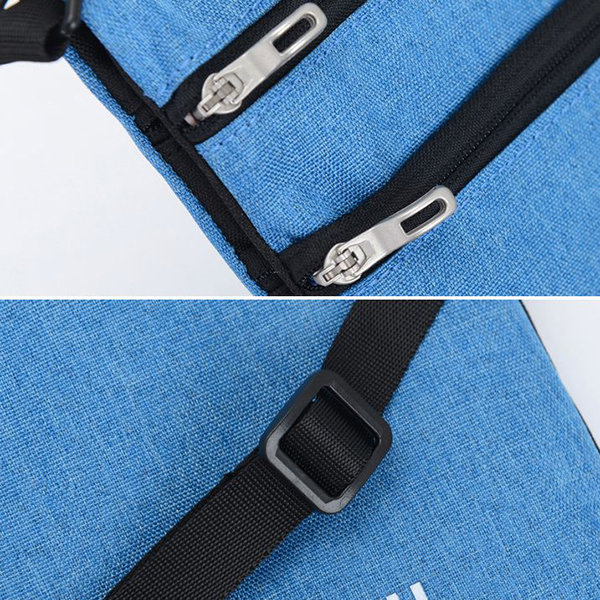 Casual Nylon Solid Crossbody Bag Leisure Shoulder Bag is worth buying