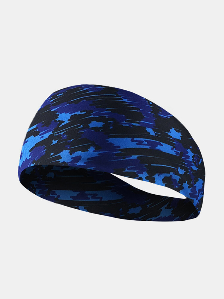 Mens Womens Fitness Multi-function Head Hat  Sweat Bands Sports Climbing Bicycle Hair Band