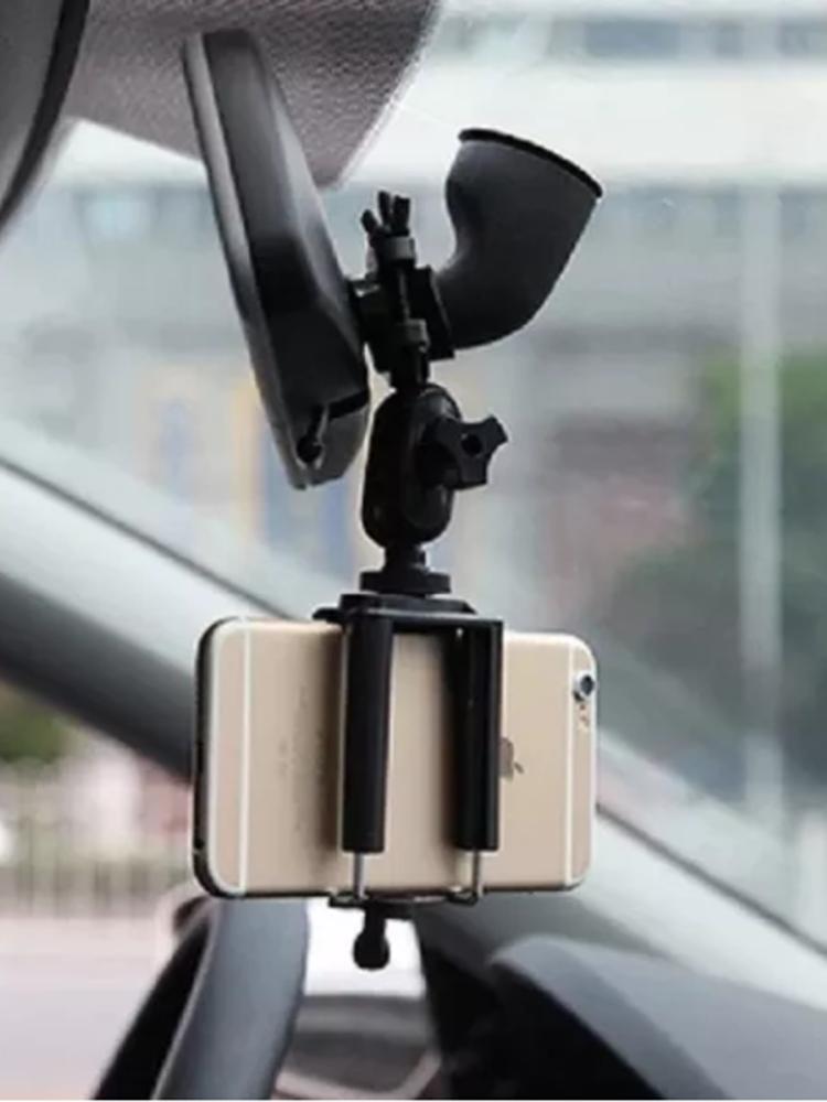 ストレッチ携帯電話DIYドライビングレコーダーブラケットカーブラケットブラケットモバイルナビゲーションブラケット