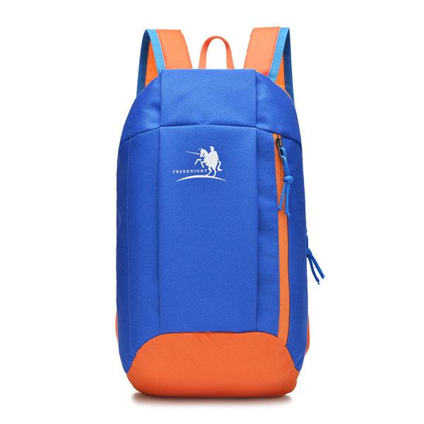 Light Nylon Waterproof Backpack Women Men Unisex Outdoor Travel Patchwork Bag