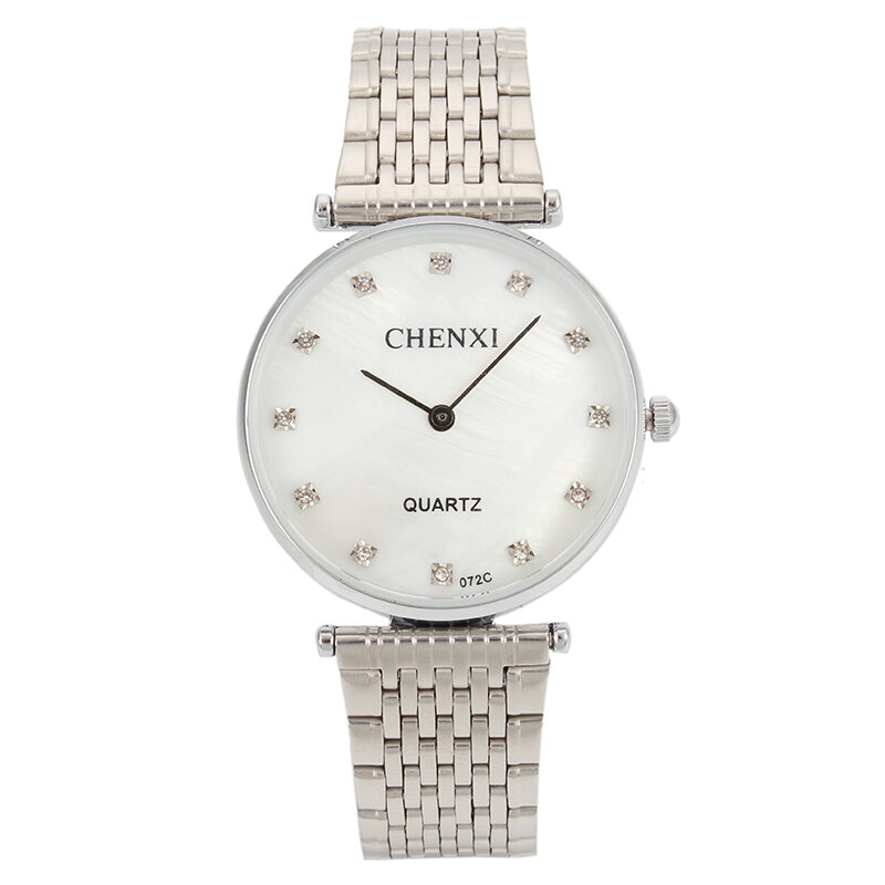 CHENXI Montre Couple Montre Luxe Luxe