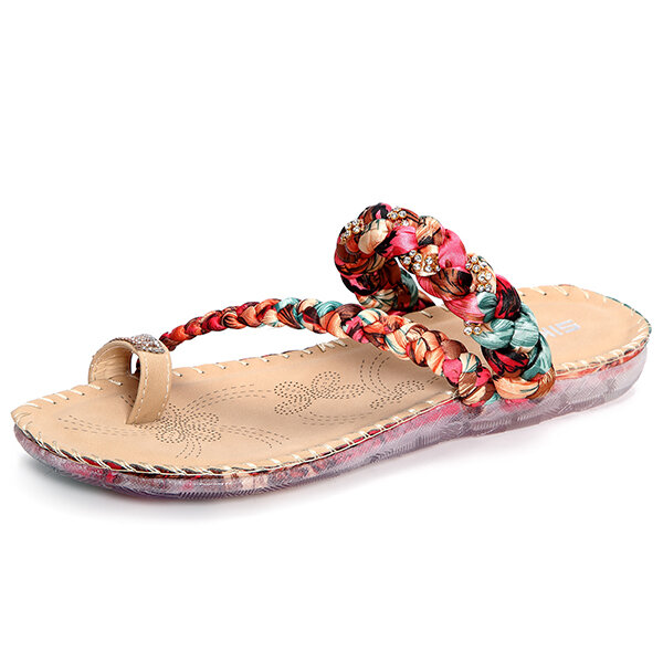Large_Size_Colorful_Beaded_Flower_Clip_Toe_Flat_Slippers