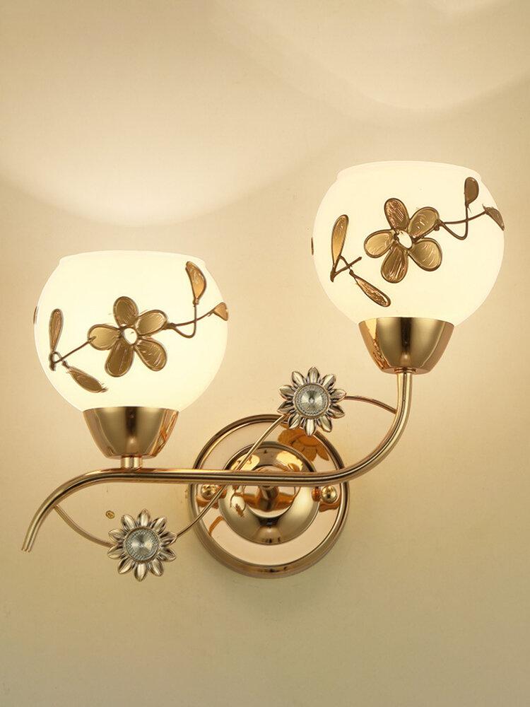 e27 الإبداعية خمر مصباح الجدار ممر درج فندق أضواء ديكور