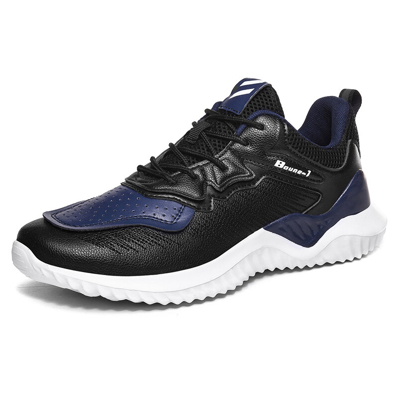 Men Breathable Light Weight Sport Running Athletic Shoes
