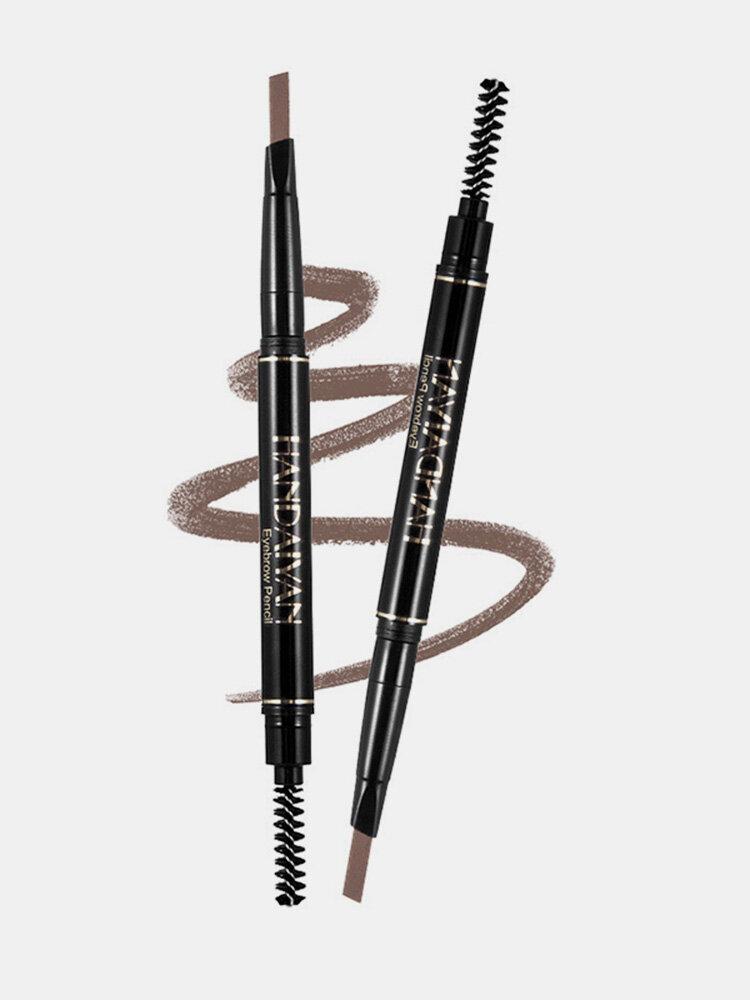 Automatic Eyebrow Pencil Long-Lasting Eyebrow Pen Waterproof Full Color Eyebrow Eye Cosmetic