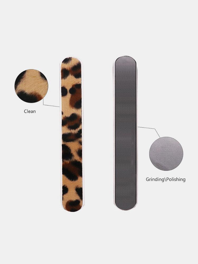 Nail Polishing Artifact Manicure Polished Nails Non Hurt Nails Nano Glass Polishing File