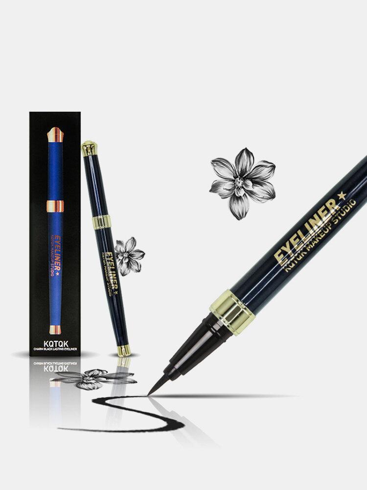 Classical Black Liquid Eyeliner Pen Long-Lasting Waterproof Eyeliner Pencil Eye Makeup