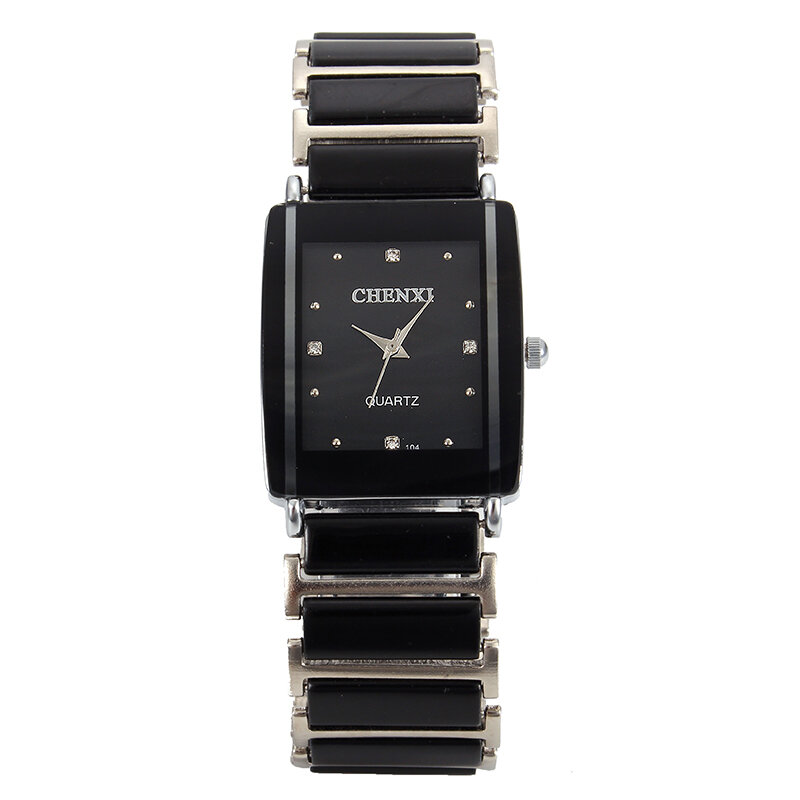 CHENXI Trendy Watch Couple Luxury Wrist Watch Square Watches