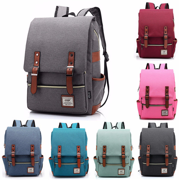 Men_Women_For_111315_MacBook_Pro_Laptop_Classic_Oxford_Backpack_Travel_School_Shoulder_Bags