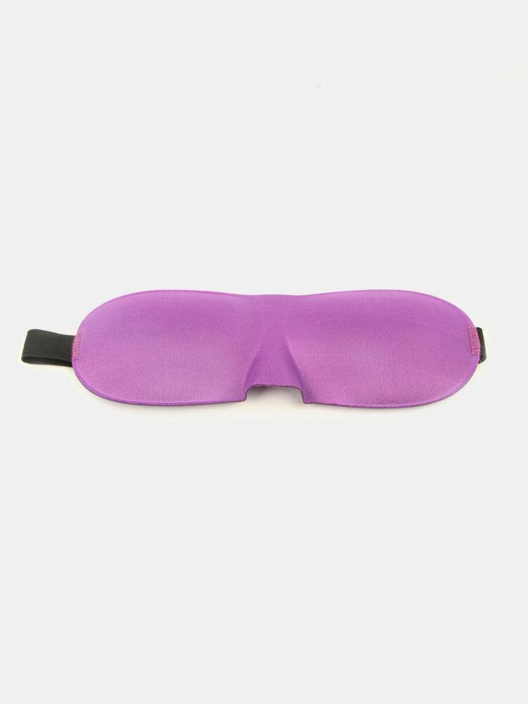 3D Sleeping Eye Mask Soft Eye Relax Massager Travel Break Aid Eye Mask