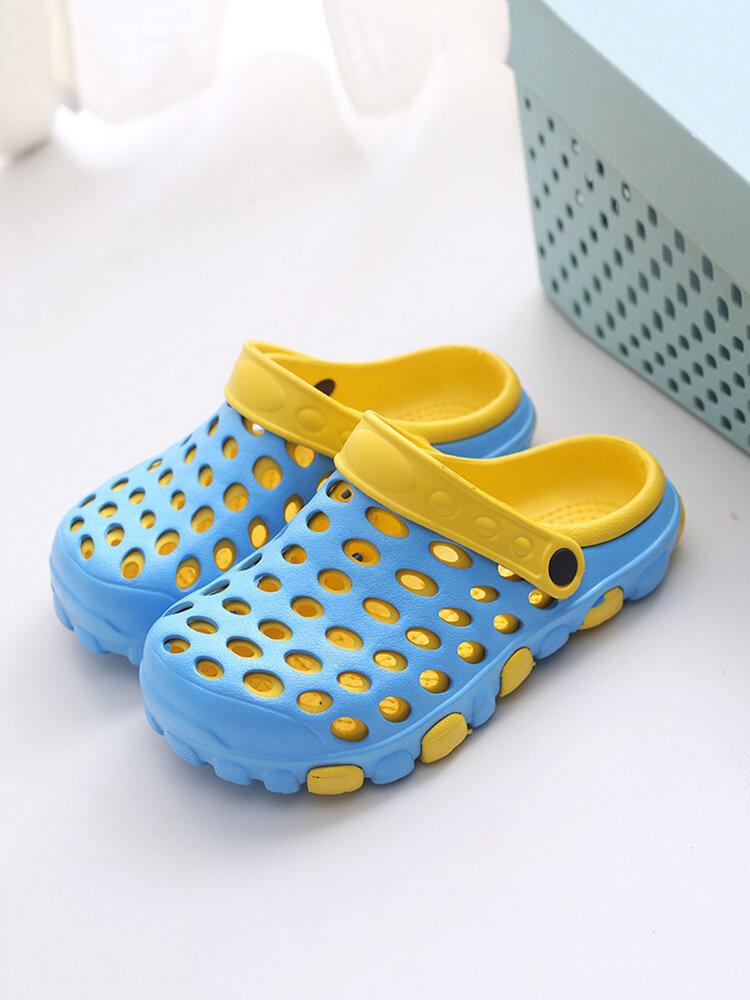 Zapatos de jardín ligeros para mujer Classic Zapatos de zueco Zapatos de agua sin cordones transpirables antideslizantes Playa Sandalias