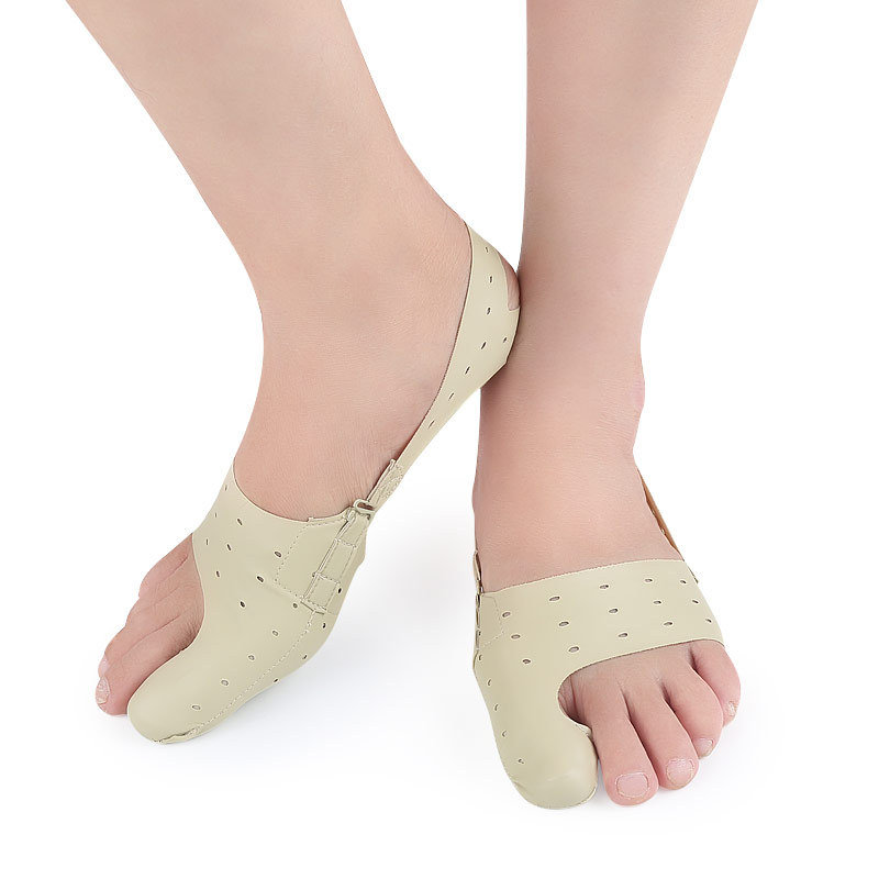 Newchic coupon: 1 Pair Big Toe Hallux Valgus Corrector Breathable Day Night Thumb Correction Socks Feet Care Unisex