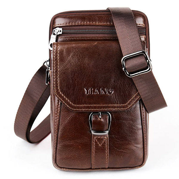 Large_Capacity_Genuine_Leather_Vintage_Multifunctional_Phone_Bag_Waist_Bag_Crossbody_Bag_For_Men