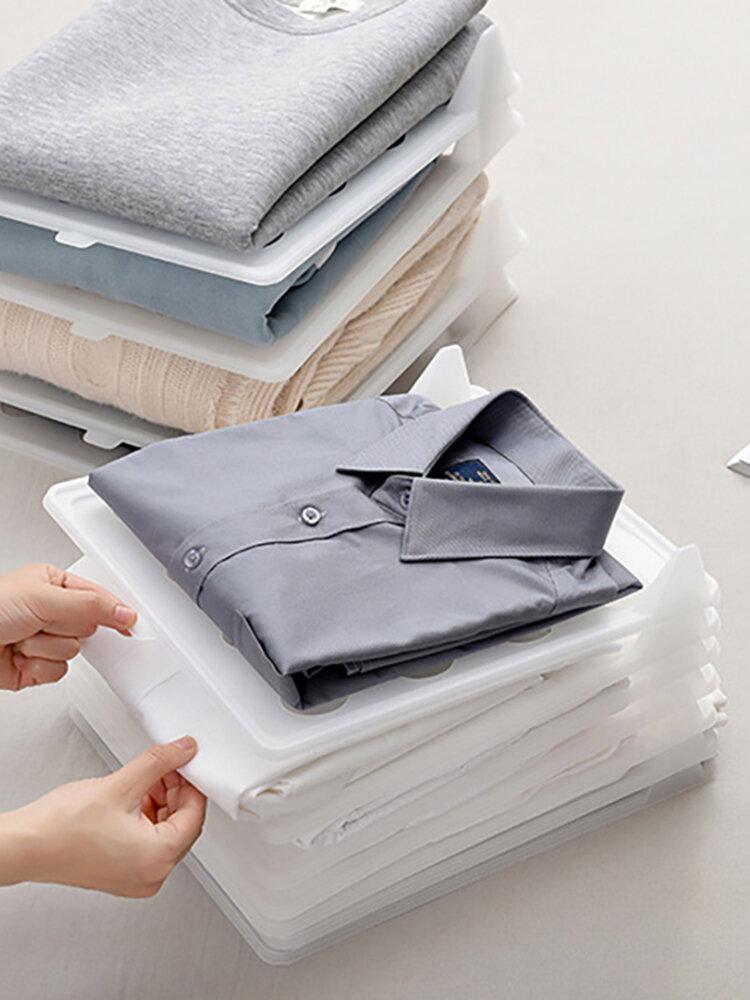 Шкаф для хранения одежды, складная доска, домашняя одежда, держатель для хранения футболок