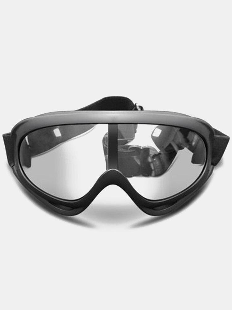 Anti-fog Dust-proof Sand Goggles Fully Enclosed Anti-splash Goggles
