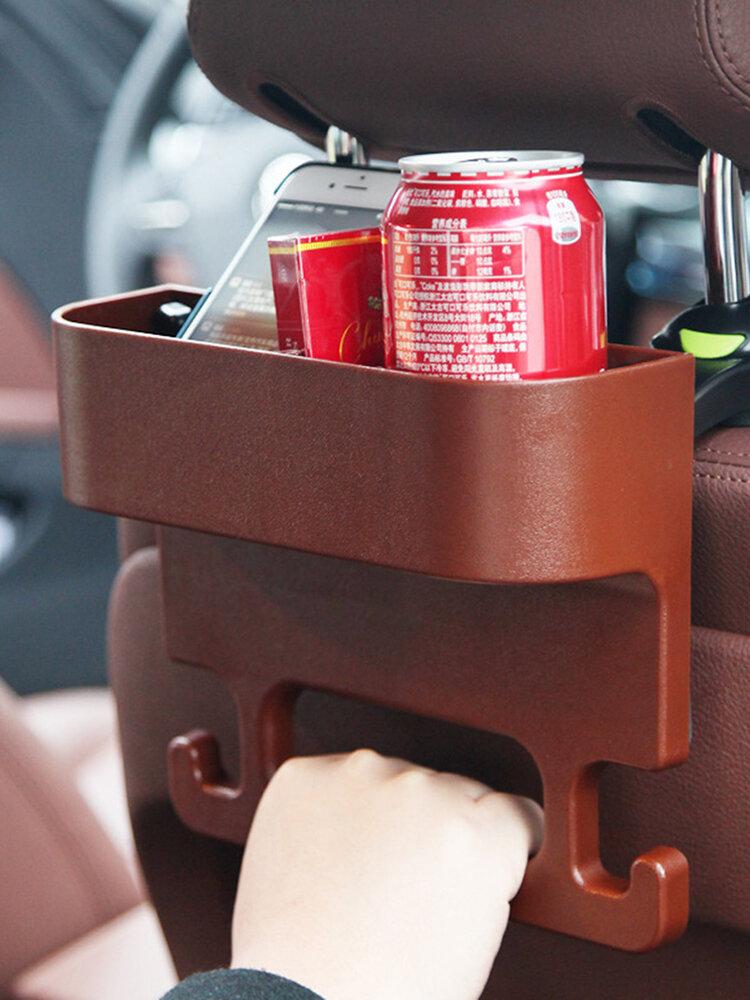 Car Auto Seat Seam Wedge Cup Holder Drink Bottle Mount Stand Storage Organizer