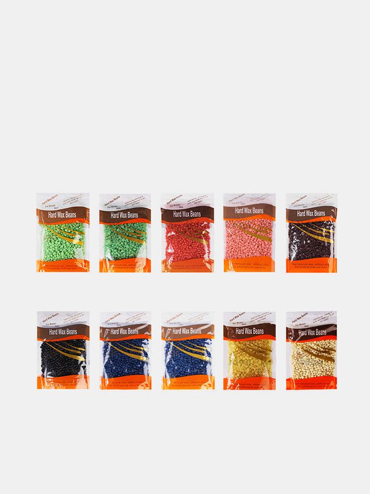 300g Hard Depilatory Wax Bean Hot Film Pellet Waxing Remove Body Hair