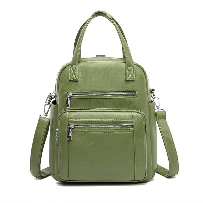 Waterproof Leisure Large Capacity Casual Backpack For Women